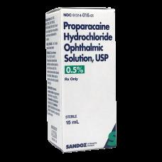 Proparacaine 0.5%