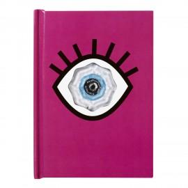 Eye Maze Hardcover Journal
