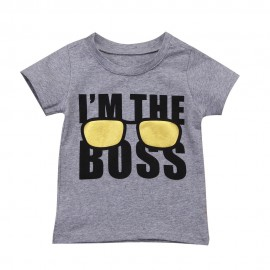 I'm the Boss Tee