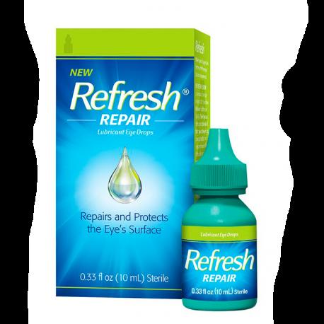 Refresh® Repair Lubricant Eye Drops