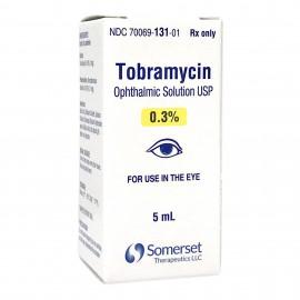 Tobramycin 0.3% Solution - Somerset Therapeutics