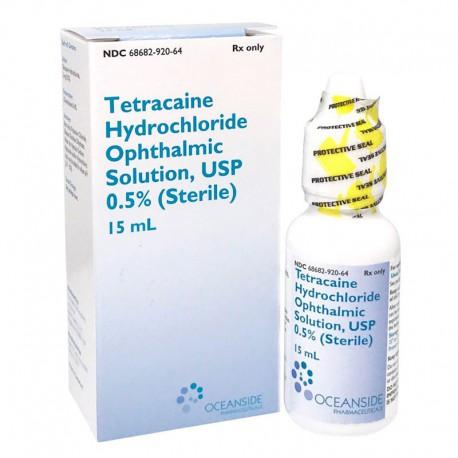 Tetracaine 0.5% Solution
