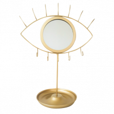 Mirrored Eye Jewelry Holder