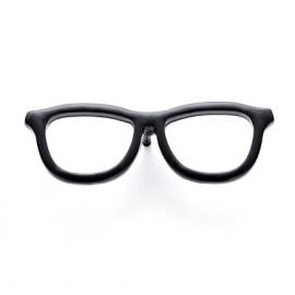 Glasses Lapel Pin