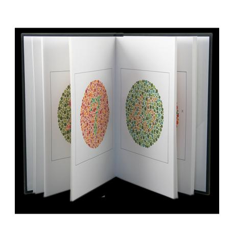 Ishihara Color Vision Test - Standard