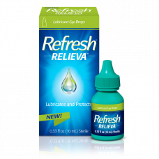 Refresh® Relieva Lubricant Eye Drops