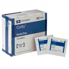 Alcohol Prep Pads - Curity™