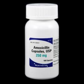 Amoxicillin 250 mg - Exp. 8/21