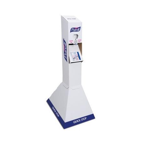 Purell Quick Floor Stand Kit Refills Sigma