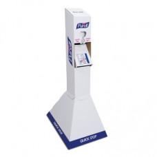 Purell® Quick Floor Stand Kit w/ (2) 1L Refills