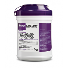 PDI Super Sani-Cloth® Germicidal Wipes