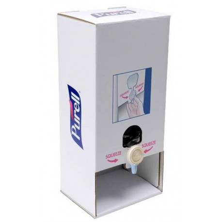 Purell® Table Top Stand Kit w/ (2) 1L Refills