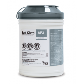 PDI Sani-Cloth® AF3 Germicidal Disposable Wipes