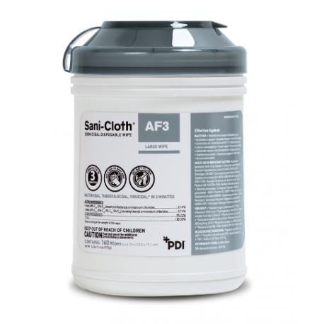 PDI Sani-Cloth® AF3 Germicidal Disposable Wipe