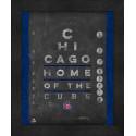 MLB Framed Eye Chart