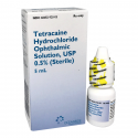 Tetracaine 0.5% Solution - 5 mL
