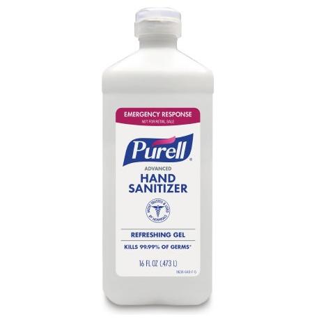 Purell® Advanced Instant Hand Sanitizer - 16 oz.