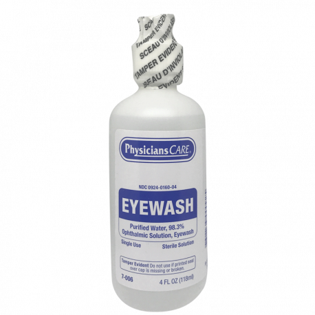 Eye Wash - Sterile