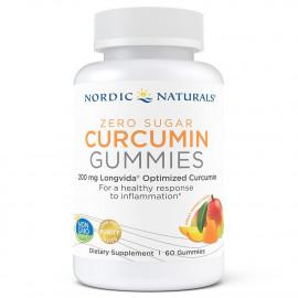 Curcumin Gummies - Zero Sugar