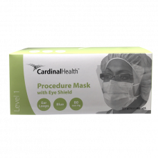 Cardinal Health Procedure Mask with Eye Shield