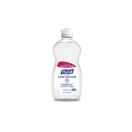 Purell® Advanced Hand Sanitizer Refill Bottle - 12.6 oz