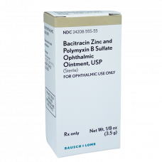 Polymyxin B, Bacitracin Ointment