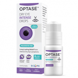 OPTASE®Dry Eye INTENSE Drops