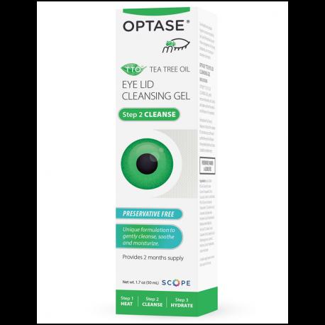 OPTASE®TTO Eye Lid Gel
