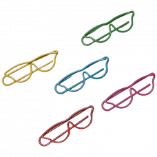Paper Clips - Glasses Shaped