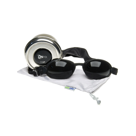 Onyix and Quartz Sleep Shields for CPAP