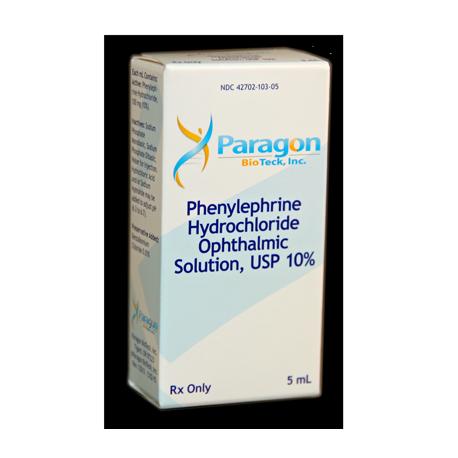 Phenylephrine 10%