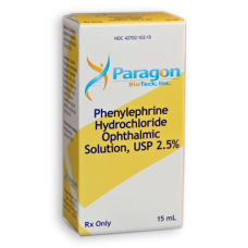Phenylephrine 2.5%
