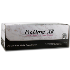 ProDerm XR™ Nitrile, Powder-Free Exam Gloves