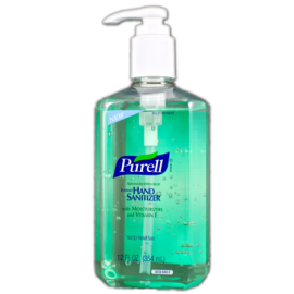 Purell® Instant Hand Sanitizer with Aloe