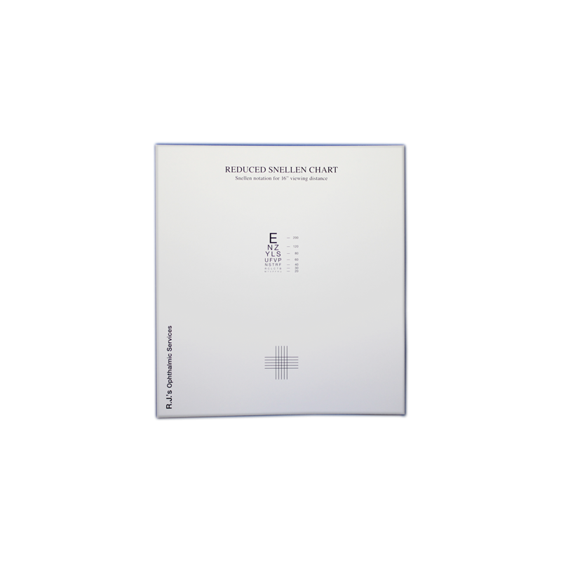 This is an image of Eloquent Handheld Snellen Chart Printable