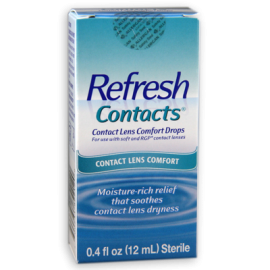 Refresh Contacts® - Exp. 6/21