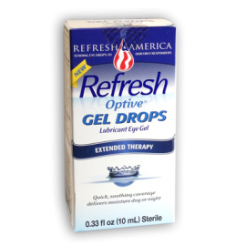 Refresh Optive® Gel Drops - Exp. 8/19