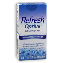 Refresh Optive® Lubricant Eye Drops