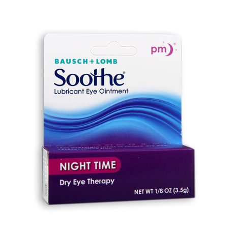 Soothe® Night Time Ointment