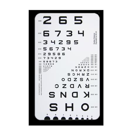 Wormington Test Card