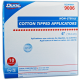 "Cotton-Tipped Applicators - 6"" Non-Sterile"