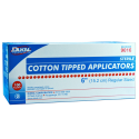 "Cotton-Tipped Applicators - 6"" Sterile"