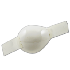 DUOcclude Polycarbonate Eye Shield w/ Resticks
