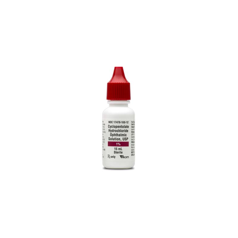 Cyclopentolate 1 Dilating Eye Drops Sigma Pharmaceuticals