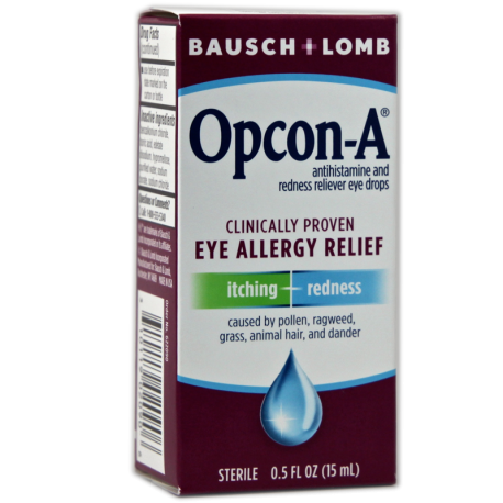 Opcon-A® Allergy Relief Drops