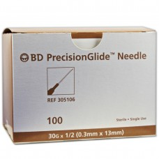 Needles - PrecisionGlide™️ 30G x 1/2""