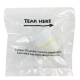 Tonometer Tip Covers - Sanitized, Sleeved & Individually Wrapped