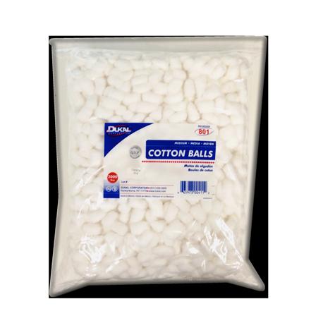 Cotton Balls - Medium, Non-Sterile