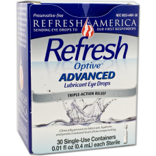 Refresh Optive® Advanced Preservative-Free
