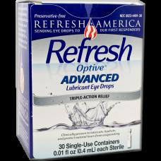 Refresh Optive® Advanced Preservative-Free